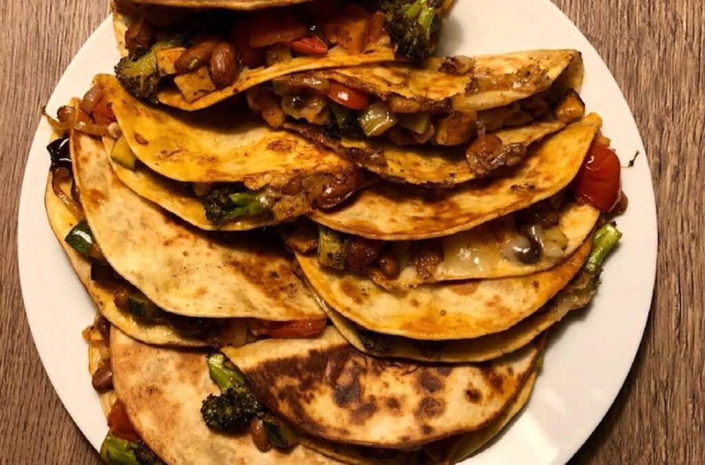Vegetarische Tacos